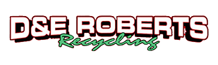 picture of D&E Roberts Recycling logo